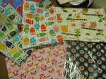 Is it wrong that I have so many owl fabrics? They're all gorgeous!